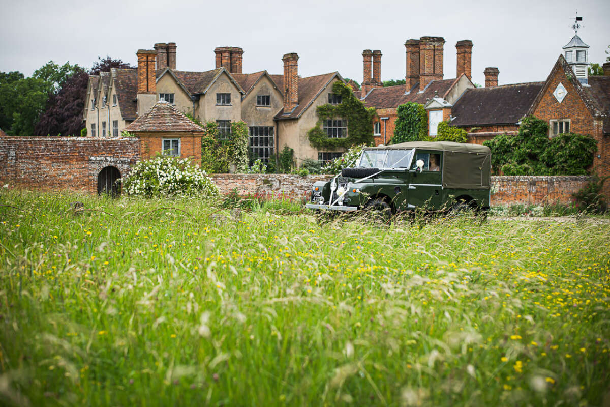 Wedding Thumb Land Rover Packwood House Documentary Village By Brett Leica Photographer