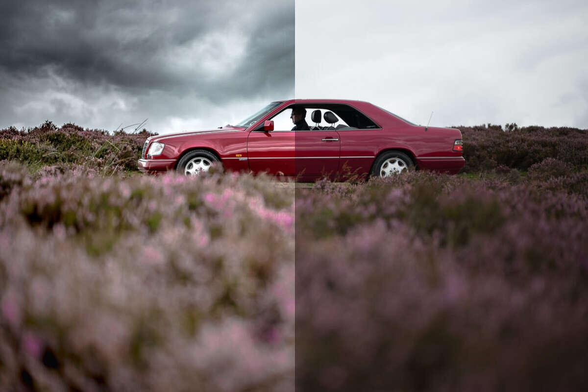 Workshop Thumb Lightroom Edit Process Mercedes Benz By Brett Leica Photographer