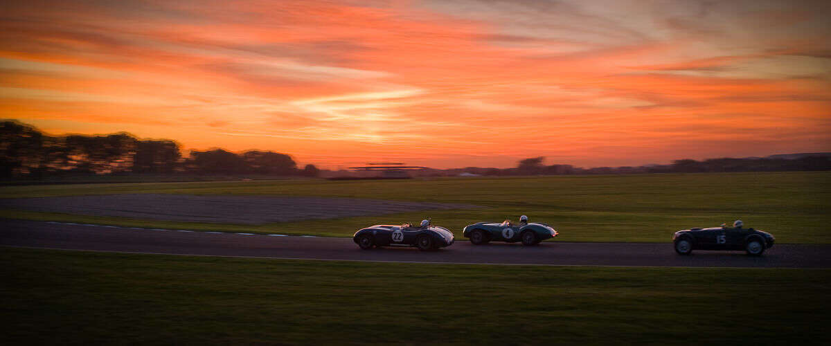 Wayfinder Thumb Goodwood Revival Night Race Cars By Brett Leica Photographer