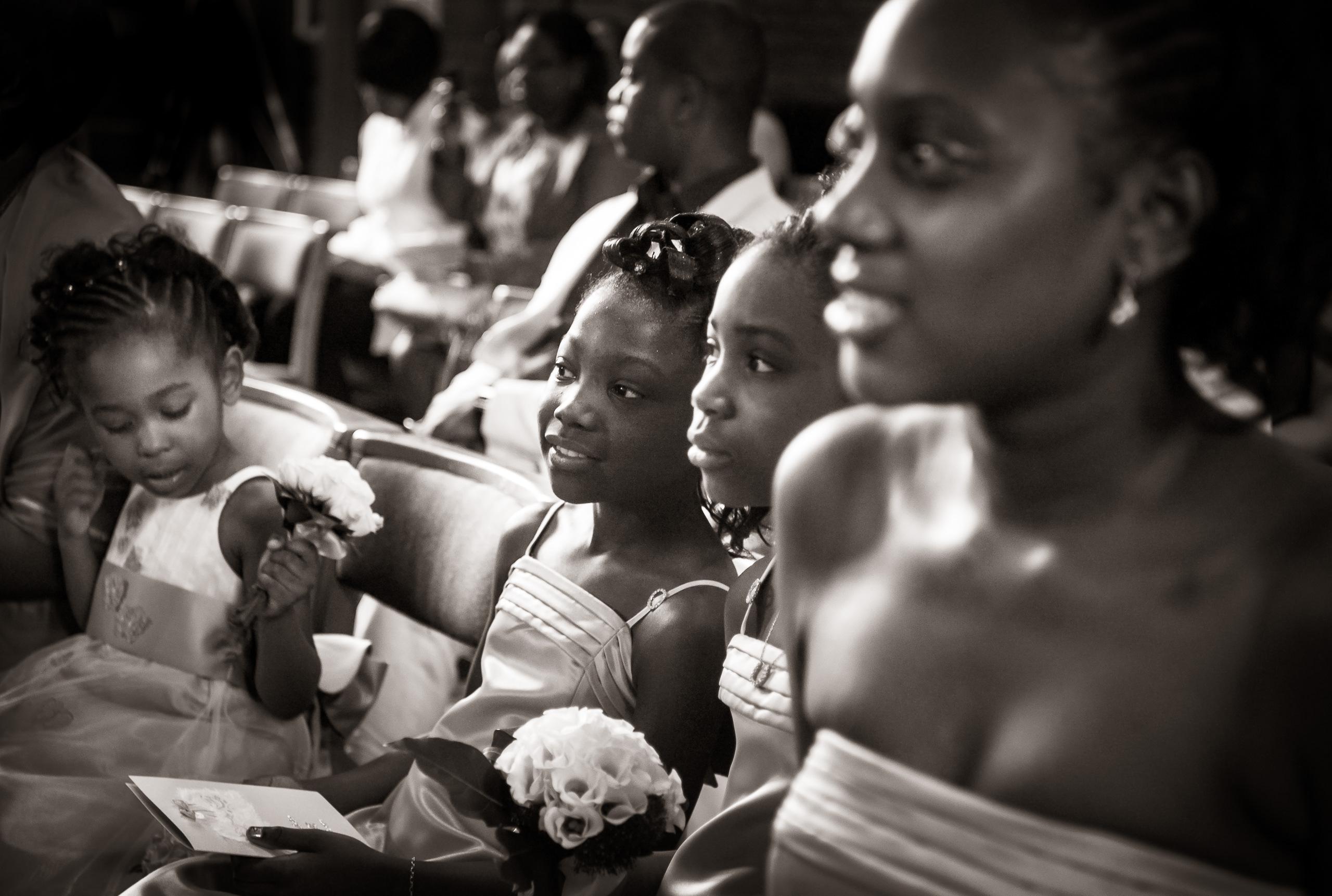 Wedding Portfolio Bridesmaids Flowergirls Waiting Bride By Brett Leica Photographer