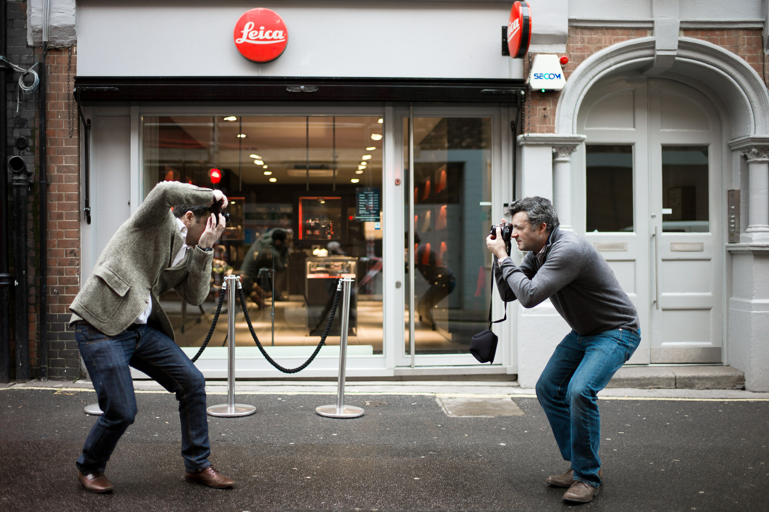 Workshop Portfolio Mayfair Store Camera Shop By Brett Leica Photographer
