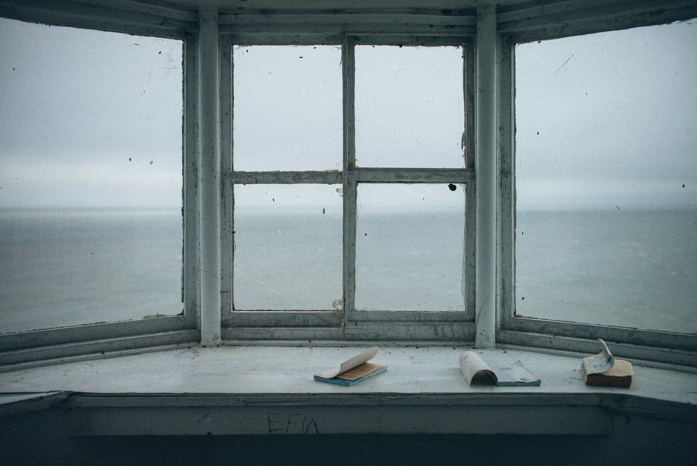 World Portfolio Devon Seaview Lookout Window By Brett Leica Photographer