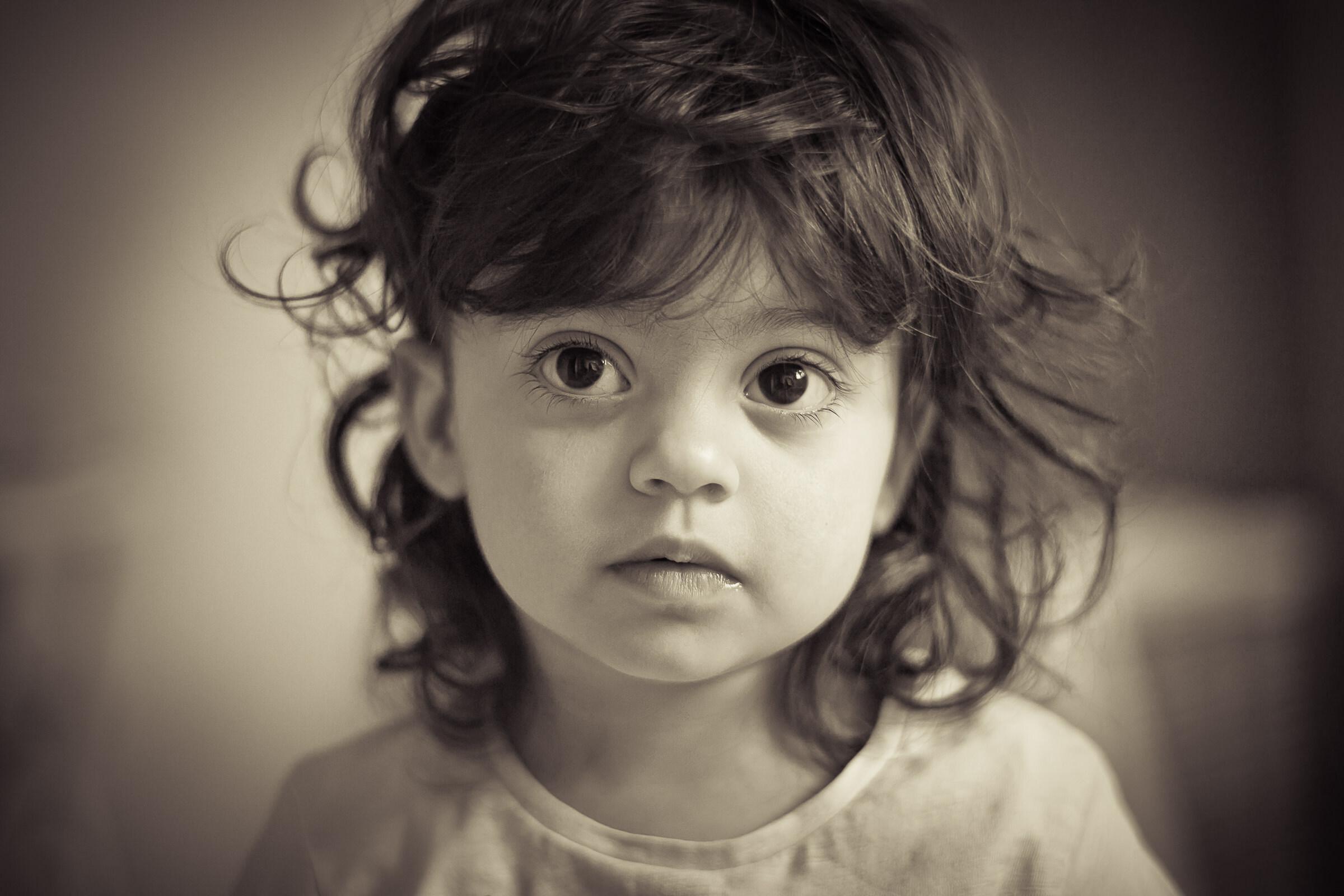 World Portfolio Girl Natural Portrait By Brett Leica Photographer