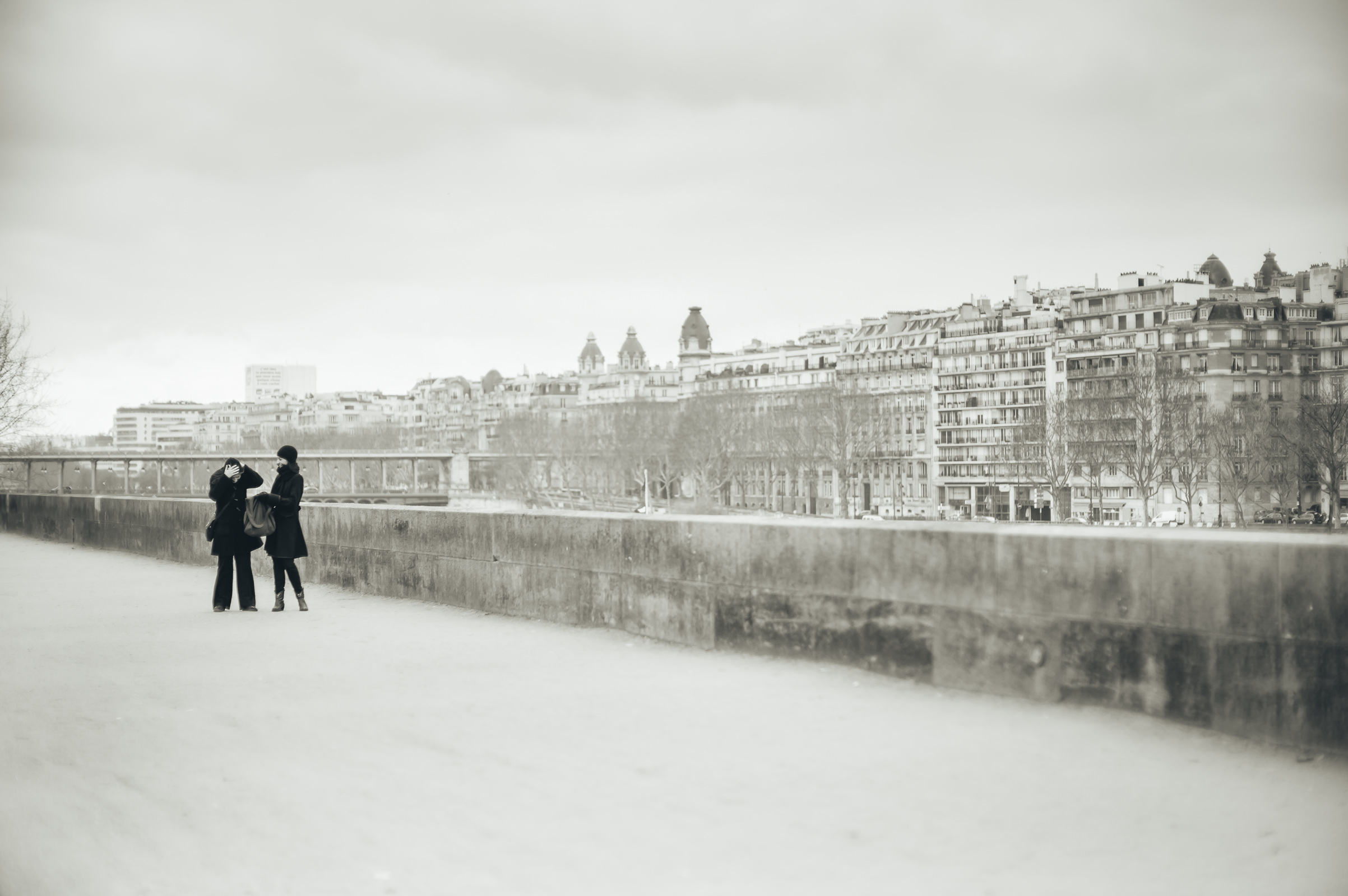World Portfolio Paris Seine Noctilux By Brett Leica Photographer