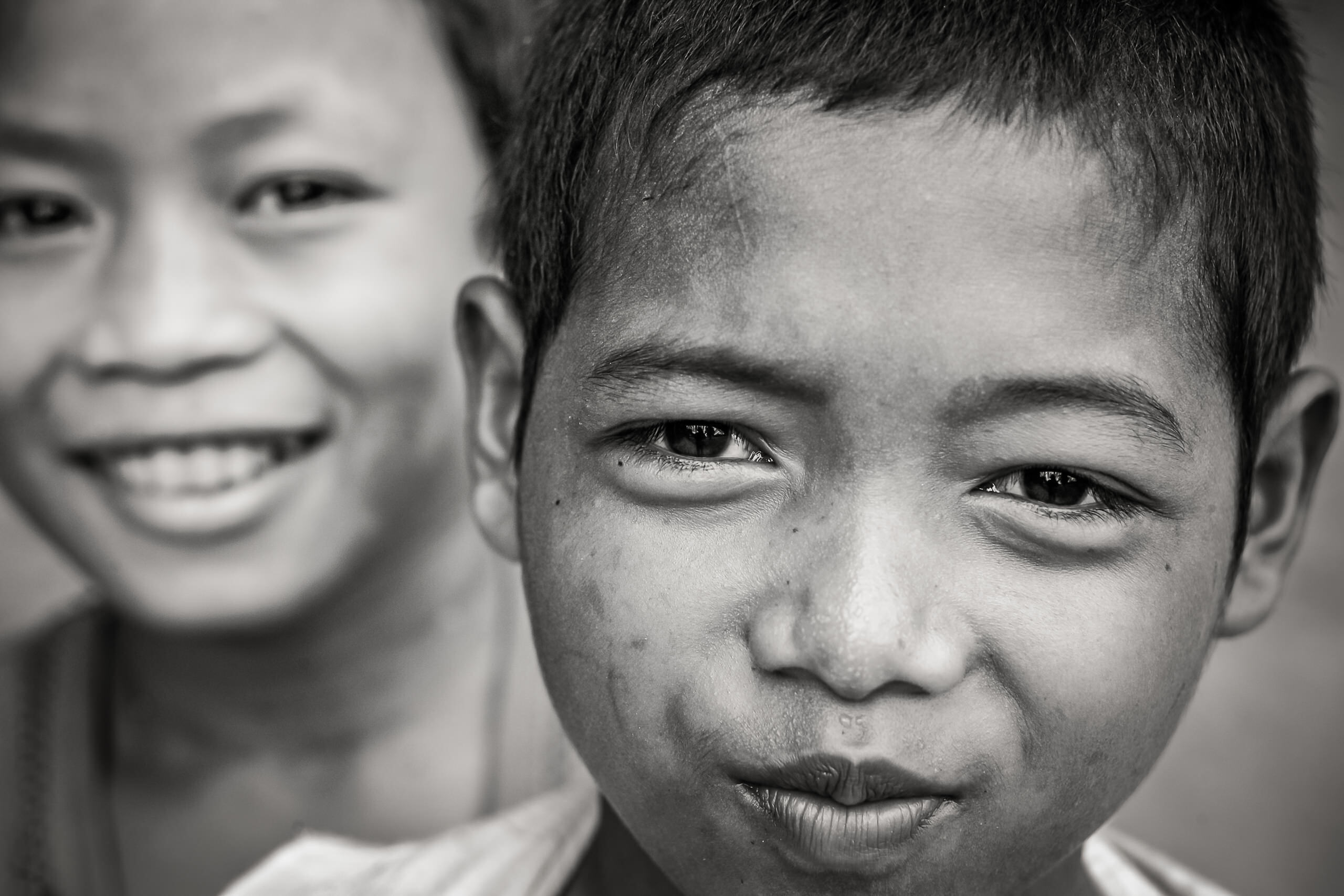 Wayfinder Photo Bio Boys Angkor Wat Cambodia World By Brett Leica Photographer