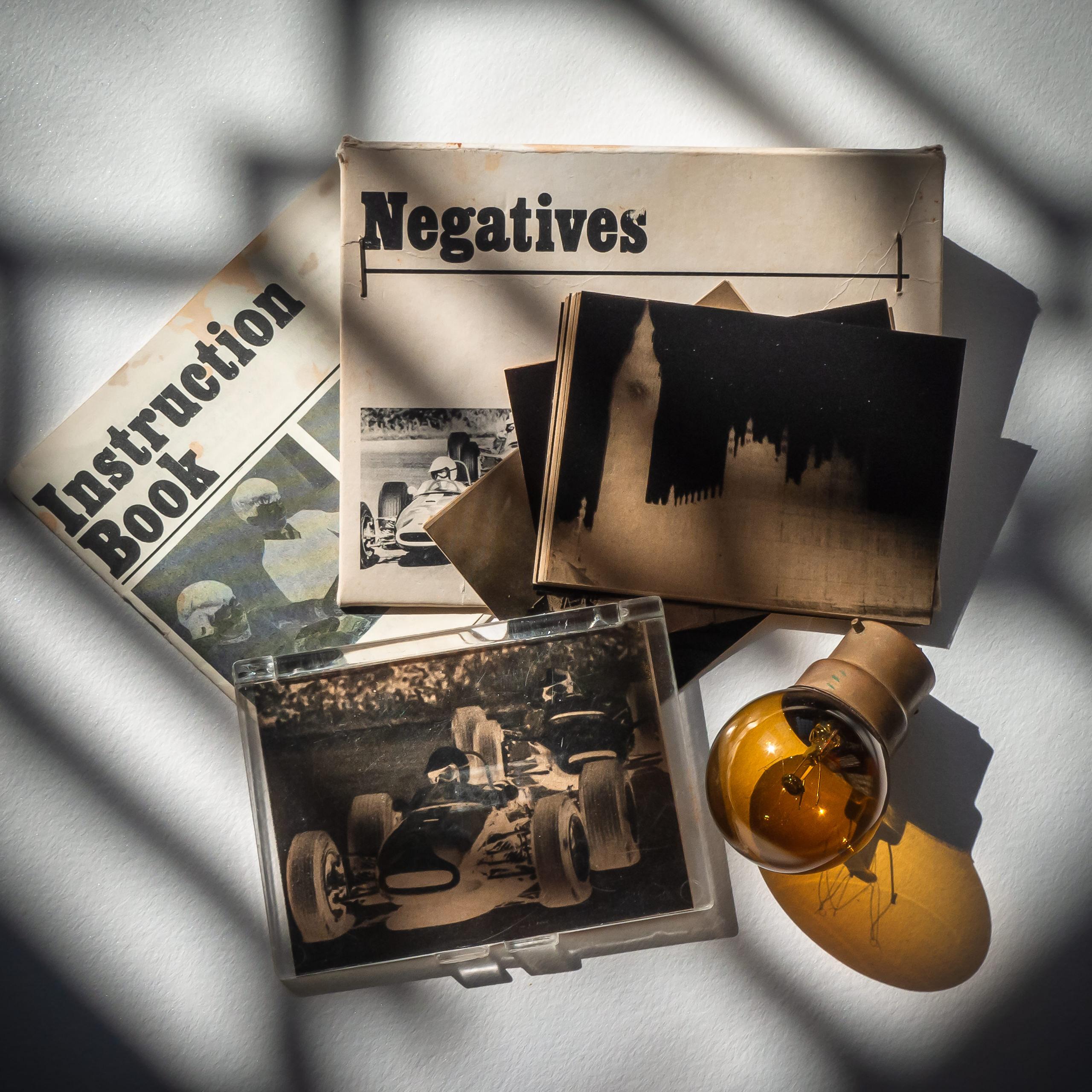 Wayfinder Photo Bio Darkroom Kit Negatives By Brett Leica Photographer