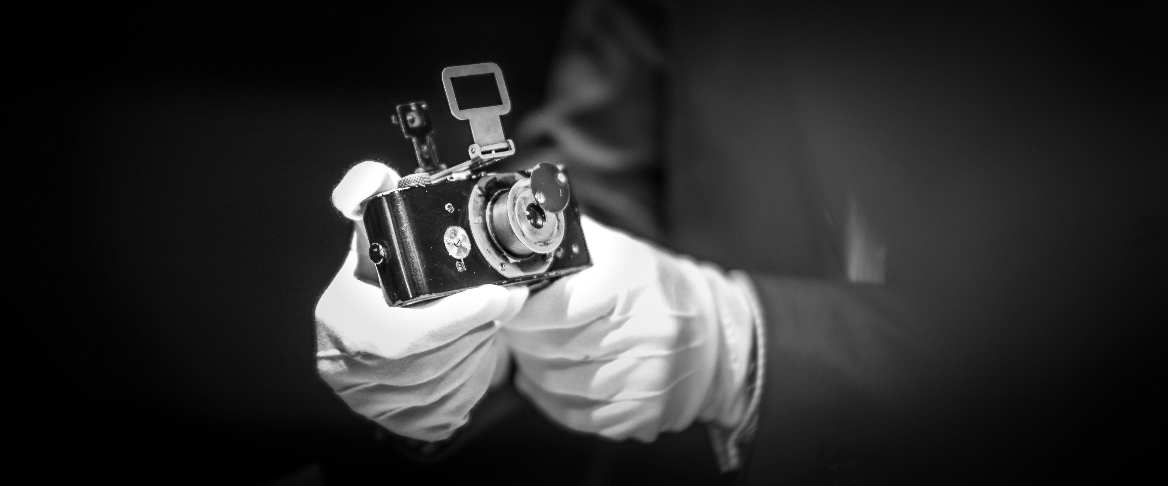 Die Kamera der Zeit