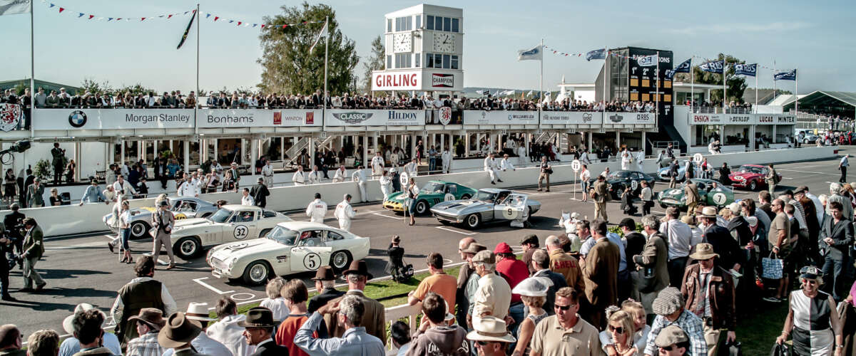 Wayfinder Workshop Goodwood Revival Start Grid 21Mm Summilux By Brett Leica Photographer