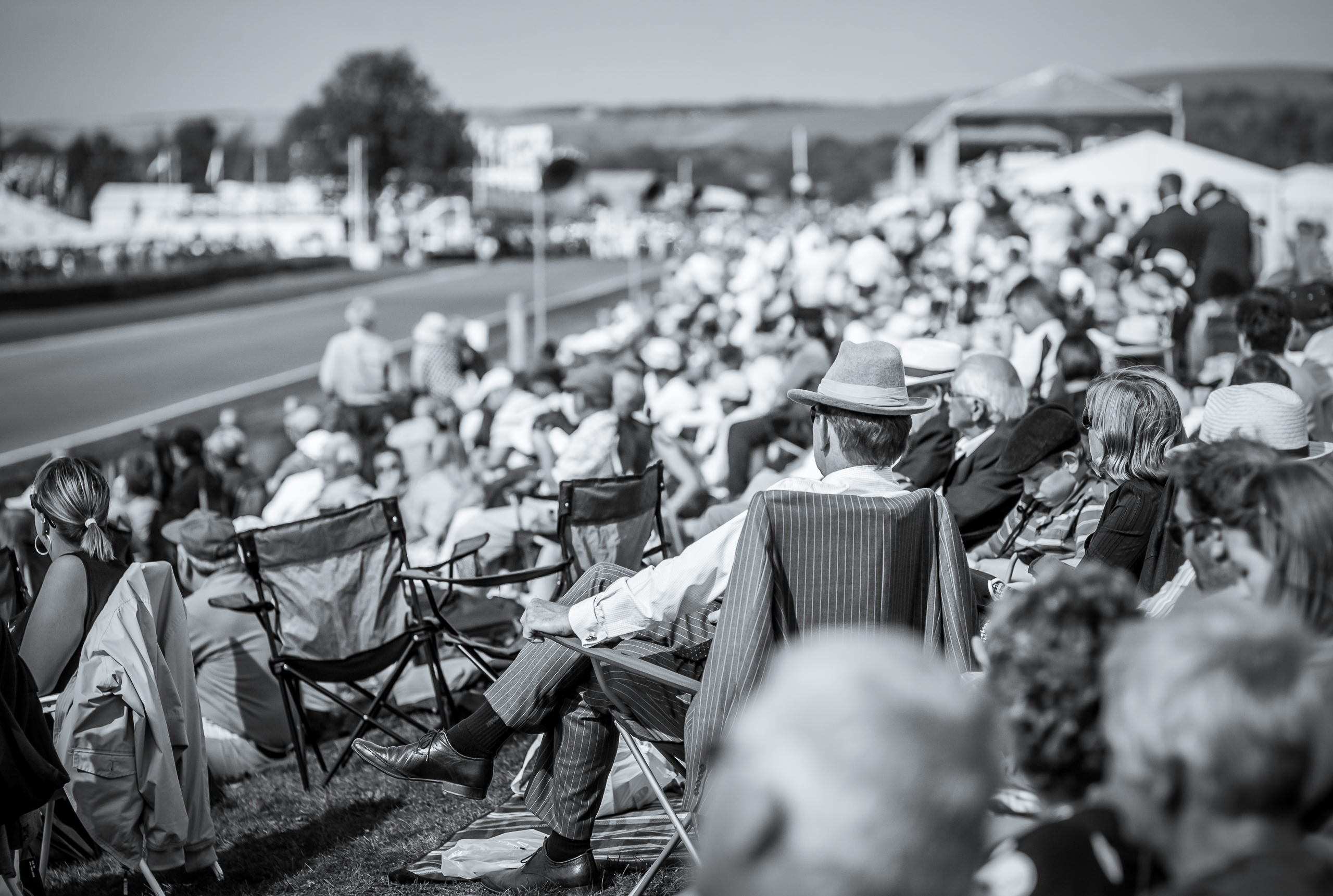 Wayfinder Workshop Goodwood Revival 75Mm Summicron Crowd Circuit By Brett Leica Photographer