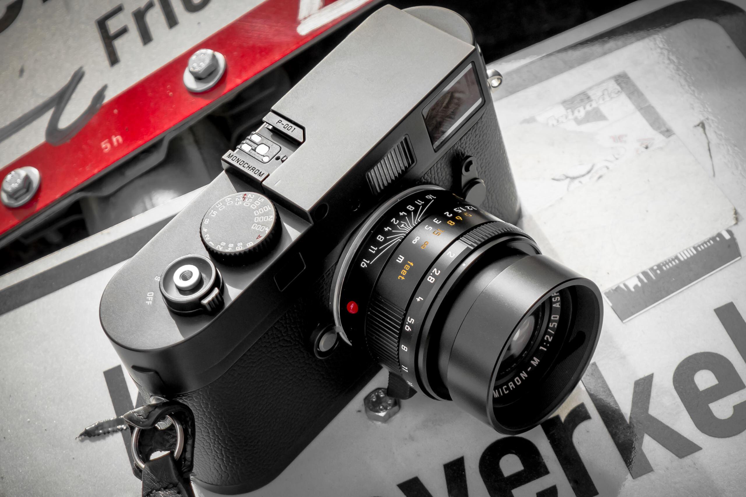 Workshop Gallery About Monochrom M Camera Berlin By Brett Leica Photographer