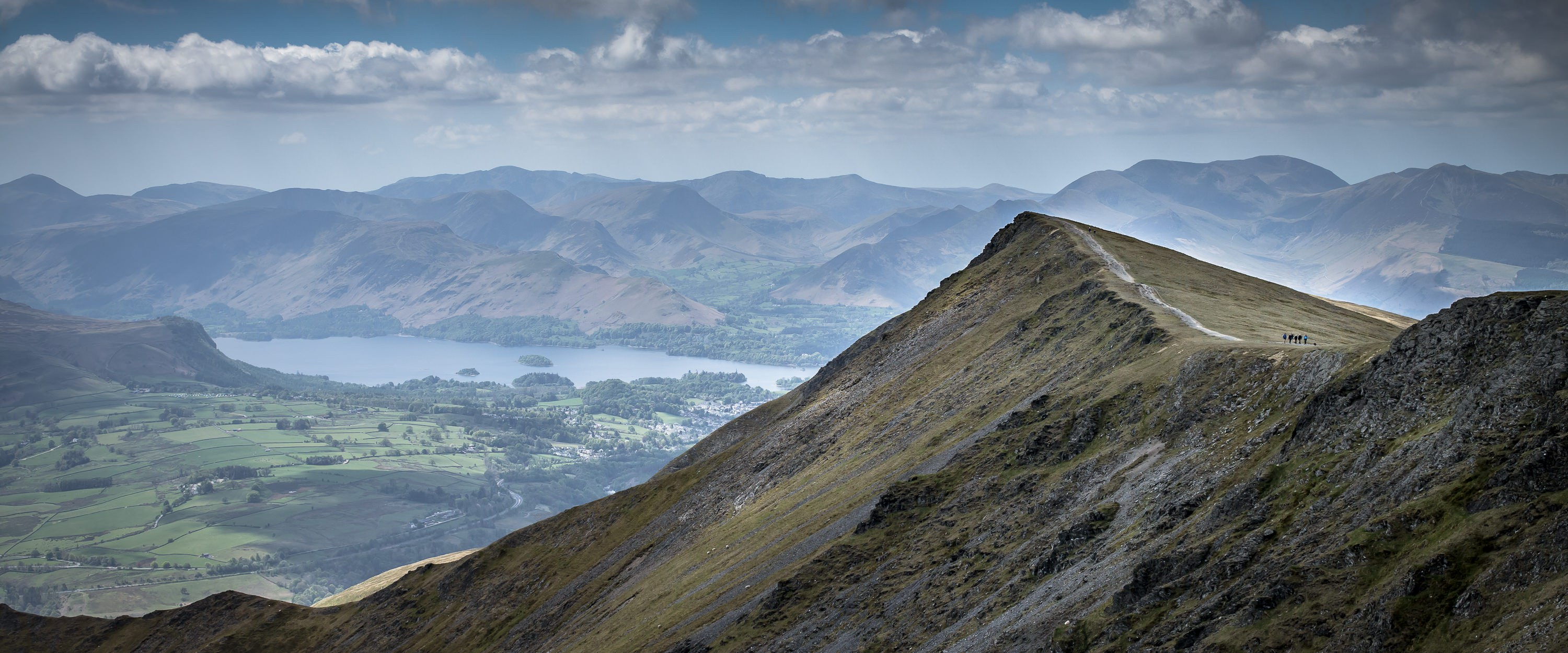 W A World Bybrett Brett Leica Photographer View From Blencathra 001