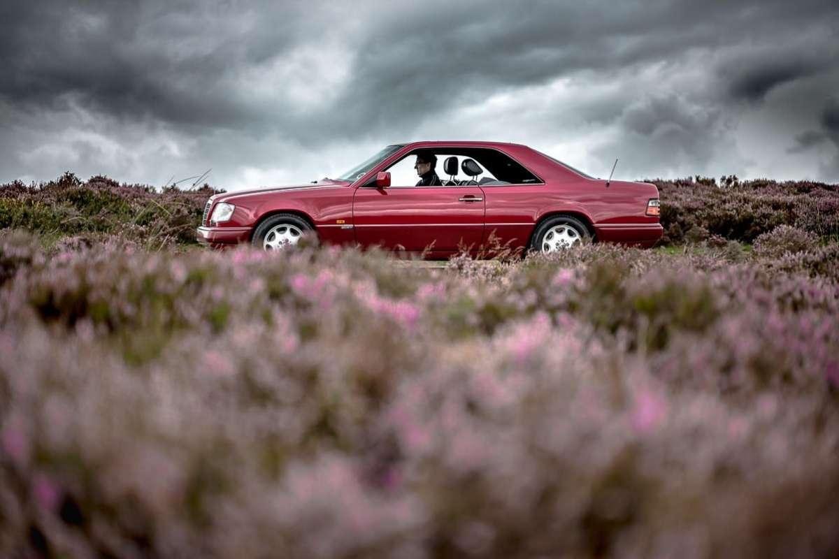 B T World Bybrett Brett Leica Photographer Mercedes Benz W124 E320 Coupe Sportline 001